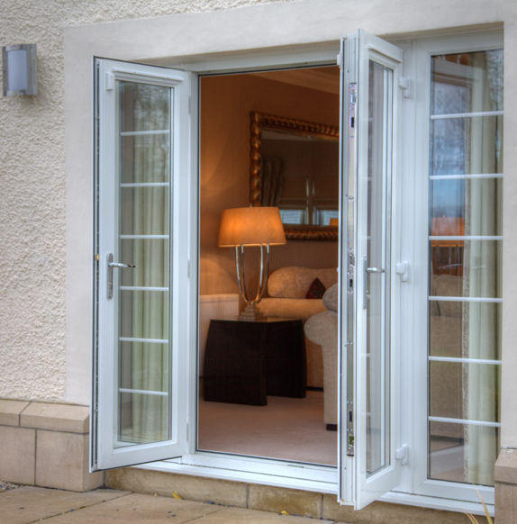 Upvc French Doors Securahome