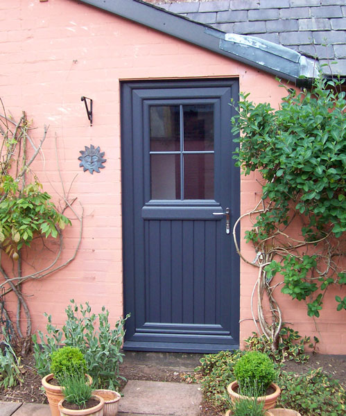 Upvc Stable Door Securahome