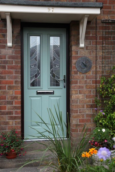 Composite Door Frames : Composite entrance doors securahome