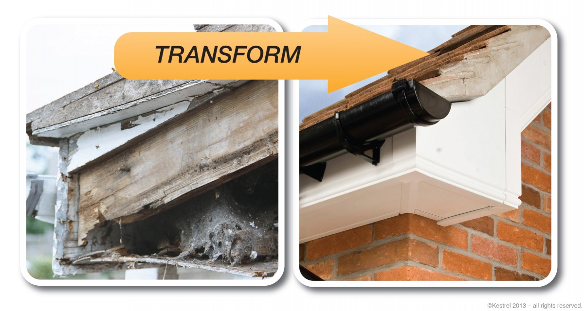 When Is The Best Time To Replace Fascia Boards And Soffits